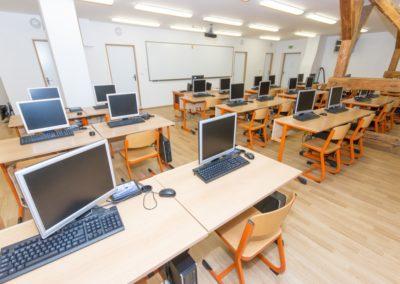 Učebna ICT